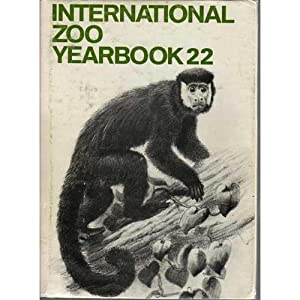 1982 International Zoo Yearbook 22: Olney, P.J.S. Editor.