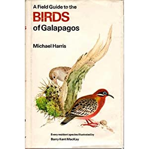A Field Guide to the Birds of: Harris, Michael