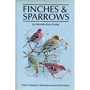 Finches and Sparrows: An Identification Guide: Clement, Peter