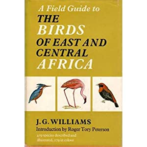 A Field Guide to the Birds of: Williams, John G.