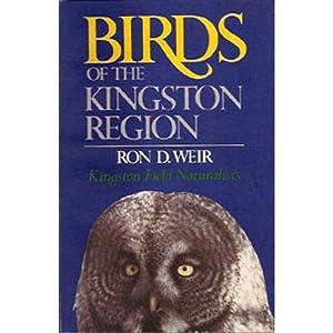 Birds of the Kingston Region: Weir, Ron D.