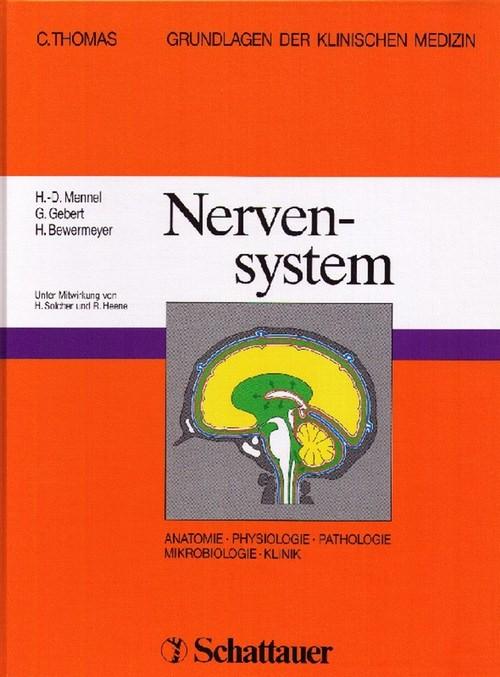 Nervensystem. Unter Mitwirkung von H. Solcher und: Mennel, H.-D.; G.