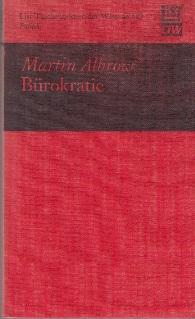 Bürokratie: Martin Albrow