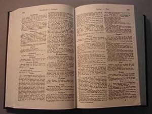 Hand Konkordanz Biblische Real und Verbal-Konkordanz Exegetisch Homiletisches Nachschlagewerk: ...