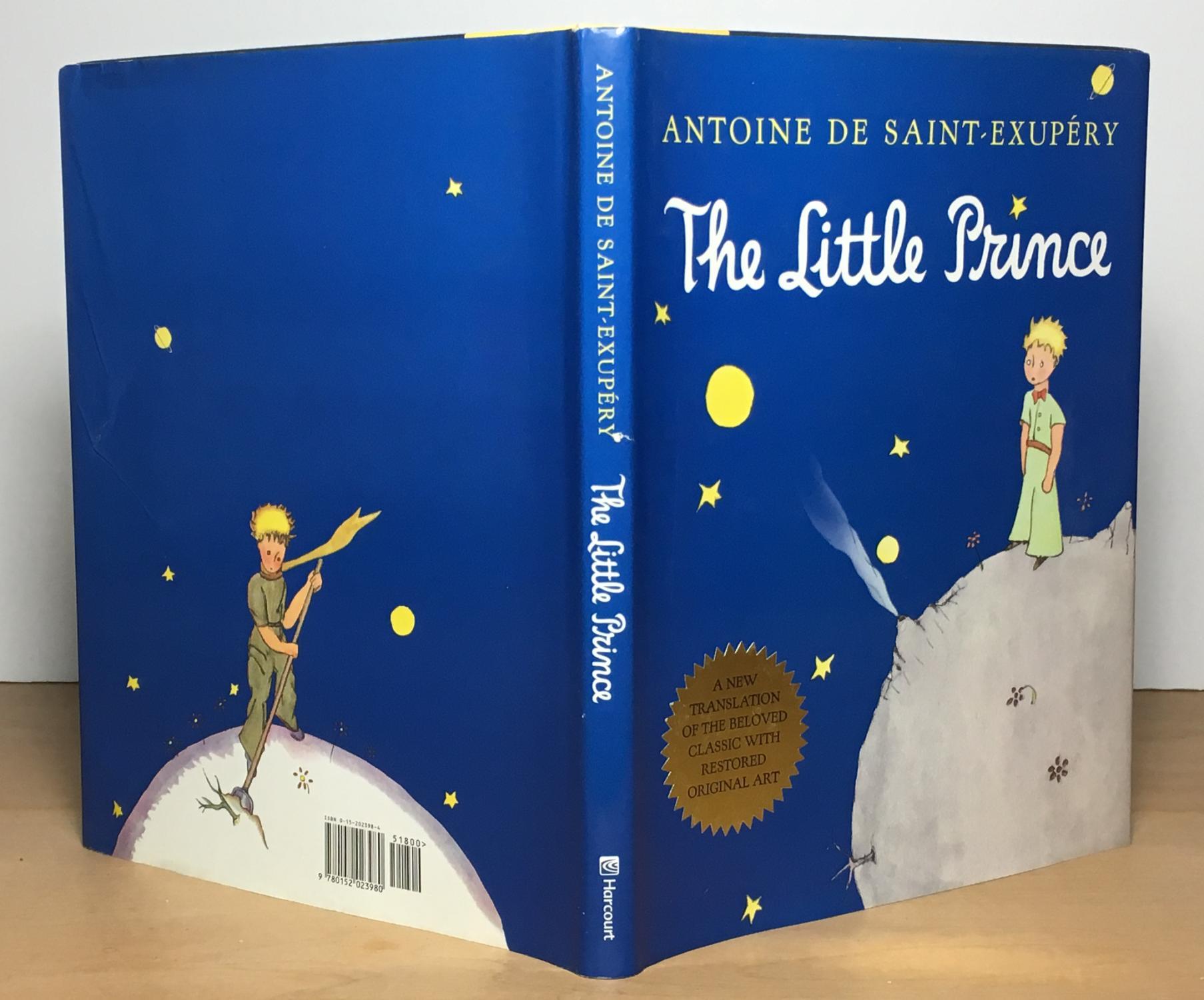 Little Prince Antoine De Saint Exupery Abebooks