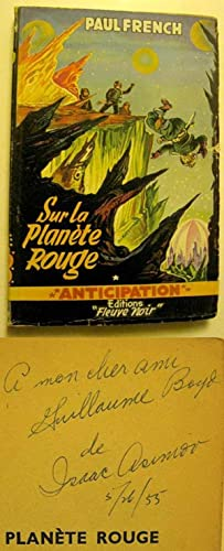 Sur la planète Rouge [David Starr: Space Ranger]: Asimov, Isaac writing as Paul French