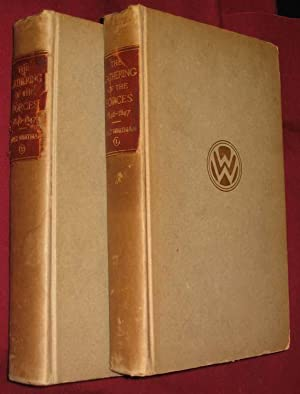The Gathering of the Forces, Two Volumes: Whitman, Walt