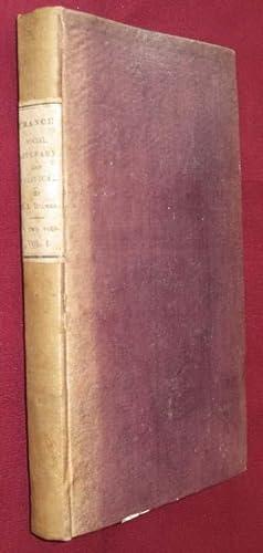 France: Social, Literary, Political: Volume 1: Bulwer, Henry Lytton