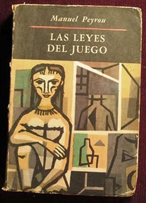 Las Leyes del Juego: Peyrou, Manuel