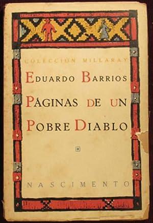 Paginas De Un Pobre Diablo: Barrios, Eduardo