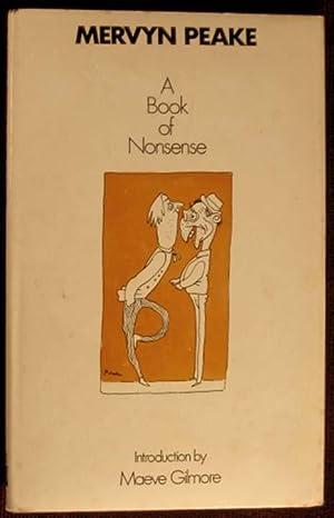 A Book of Nonsense: Peake, Mervyn