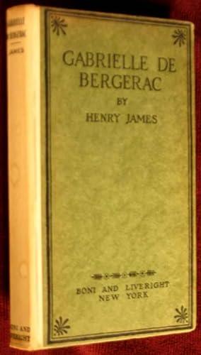 Gabrielle De Bergerac: James, Henry