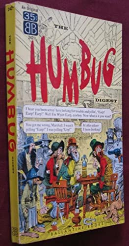 The Humbug Digest: Kurtzman, Harvey