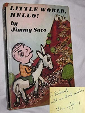 Little World, Hello!: Savo, Jimmy