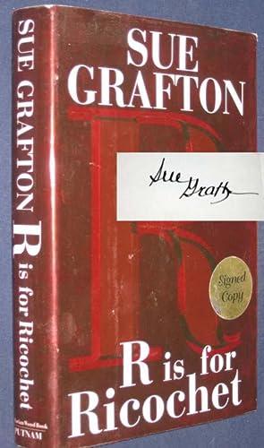 R is for Ricochet: Grafton, Sue