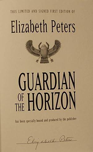 Guardians of the Horizon: Peters, Elizabeth