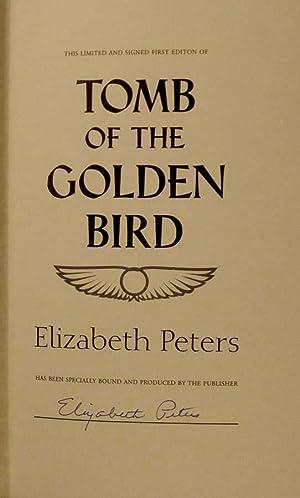 Tomb of the Golden Bird: Peters, Elizabeth