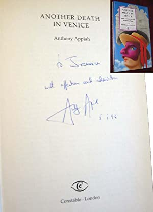 Another Death in Venice: Appiah, Anthony