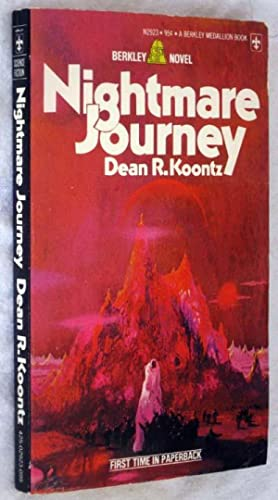 Nightmare Journey: Koontz, Dean R.