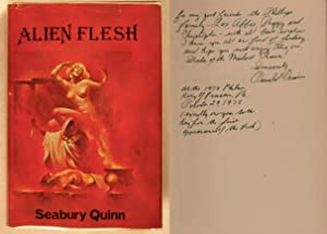 Alien Flesh -- ASSOCIATION COPY: Quinn, Seabury
