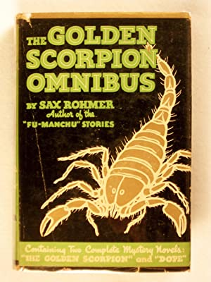 The Golden Scorpion Omnibus: Rohmer, Sax
