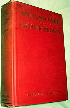 The Innocence of Father Brown: Chesterton, Gilbert K.
