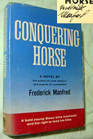 Conquering Horse: Manfred, Frederick