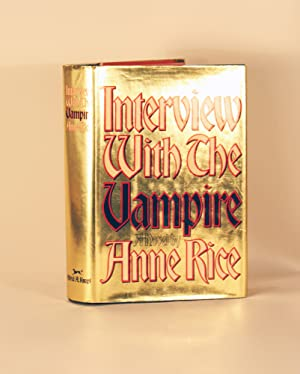 Interview with the Vampire -- SIGNED: Rice, Anne