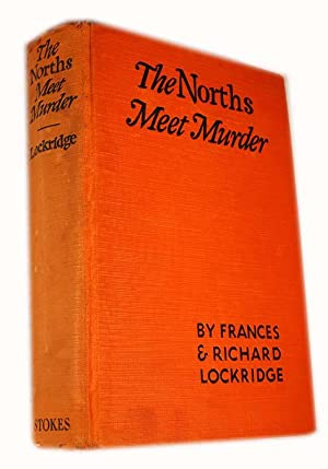 The Norths Meet Murder -- SIGNED BY BOTH: Lockridge, Frances & Richard