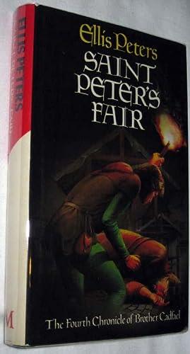 Saint Peter's Fair: Peters, Ellis [Edith Pargeter]