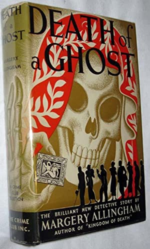 Death of a Ghost: Allingham, Margery