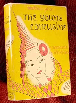 The Young Concubine: a Romance of Indo-China: Makhali-Phal [Nelly-Pierrette Guesde]