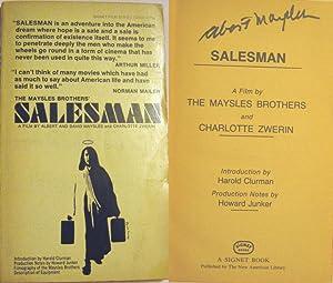 Salesman: Maysles, Albert
