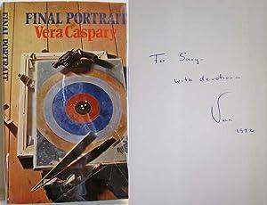 Final Portrait: Caspary, Vera