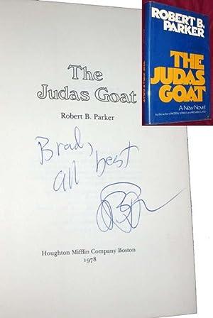 The Judas Goat: Parker, Robert B.