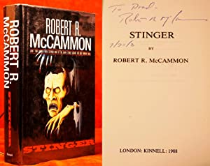 Stinger: McCammon, Robert R.