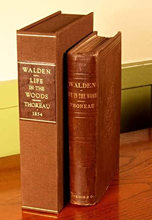 Walden; or, Life in the Woods: Thoreau, Henry David
