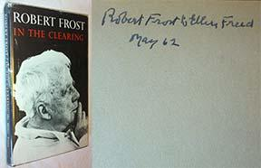 In the Clearing: Frost, Robert
