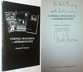 Cornell Woolrich -- mörkrets poet. Dast dossier nr 6.: Woolrich, Cornell [Francis M. Nevins, ...