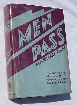 Men Pass: Capy, Marcelle