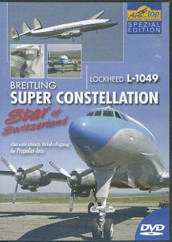 Lockheed L-1049F ((121C). Breitling Super Constellation