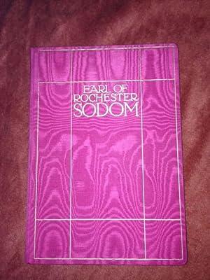 Sodom : Ein Spiel. Earl Rochester. [Übers.: Rochester, John Wilmot