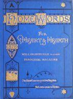 Home Words for Heart and Hearth: Rev Charles Bullock,