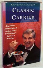 Robert Carrier's Cookery Cards: Carrier Entertains: Practical,: Robert Carrier