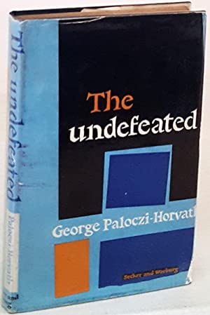 The Undefeated: George Paloczi-Horvath