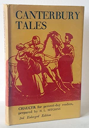 Chaucer Canterbury Tales Hardcover Seller Supplied Images