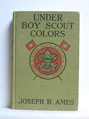 UNDER BOY SCOUT COLORS