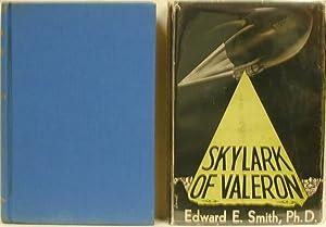 SKYLARK OF VALERON: SMITH, Edward E.,
