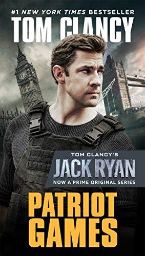 Patriot Games (Movie Tie-In) (A Jack Ryan: Clancy, Tom