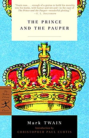 The Prince and the Pauper (Modern Library: Twain, Mark